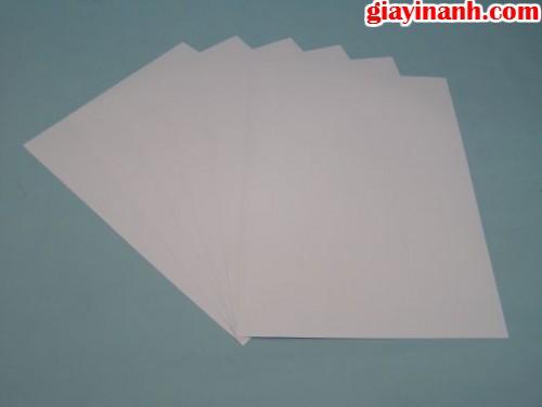 giấy in chuyển nhiệt